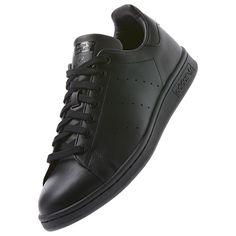 scarpe stan smith nere