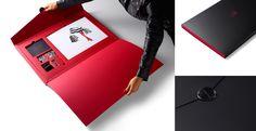 CLIO Image Awards 2014 | Winners : Design - Sephora VIB Rouge Press Kit /