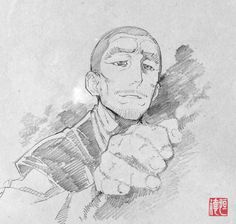 More SWORD OF THE STRANGER sketches & others by... LeSean Thomas Again