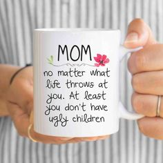 Mom Birthday Giftfunny Mug Gift For Quotes Thank You Homeschool Long Distance Best MU139