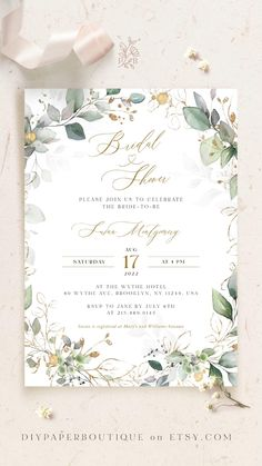 Wedding Invitation Design, Floral Wedding Invitations, Bridal Shower Invitations, Wedding Stationery, Wedding Card Wordings, Wedding Cards, Wedding Backdrop Design, Printable Wedding Programs, Bridal Shower Decorations