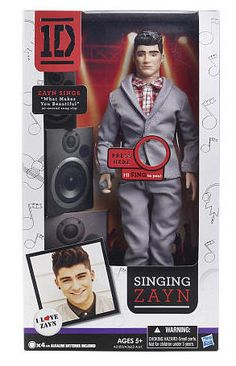 singing  One Direction dolls available October 20!! YAY!!!!!