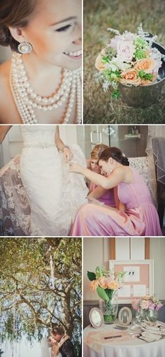 Heritage School House Wedding by Ameris + Kailey Michelle Events  December 26th. 2011 by Eri