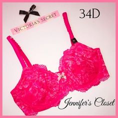 •Victoria Secret• Unlined bra Welcome beautiful Posh woman! 😘💞 Thank you for checking out my closet! Please read below if you are interested in this item:  🛍 Bundles available upon request for a discounted rate depending on how many items   🚭🐶🐱Smoke & pet free household  📬I ship Monday-Friday same/next day, unless it's a national holiday  💯All items are 100% AUTHENTIC   ❌Some items are already priced at lowest. Do not use the offer button to lowball me. It is offensive & not welcome…