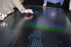 3M's 84-inch touchscreen table is great for people with eight hands (video)