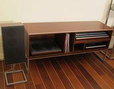 Bang U0026 Olufsen MC40 Cabinet Rosewood