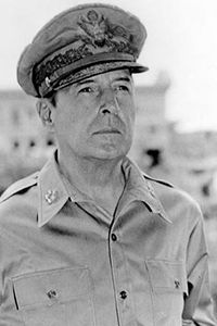 general douglas macarthur war hero of Douglas macarthur the general gains fame in world war ii one of general douglas macarthur's trademarks was where he was welcomed as a hero and honored with.