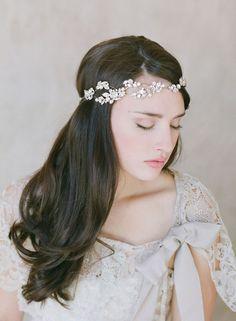 Hair Adornments - headpieces, hair vines, headbands, hairpins   Twigs & Honey ®, LLC
