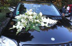 Brautschmuck Wedding Car, Wedding Bells, Wedding Ceremony, Christmas Wedding Decorations, Endless Love, Bouquet, Creative, Garden, Flowers