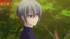 Por último, pero no menos importante. Yuki en modo[BLACK]😂😍 All Anime, Anime Art, Anime Boys, Grand Prix, Yuki Sohma, Fruits Basket Anime, Animes On, Version Francaise, Bungo Stray Dogs