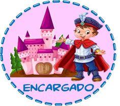 MEDALLA DE ENCARGADO- EDAD MEDIA