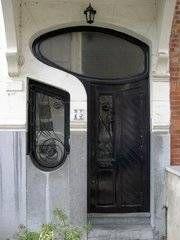 Porte art nouveau Nancy France