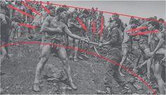 Análisis de una de las fotografías más conocidas de Sebastiao Salgado, tomada en Serra Pelada. Composición, contexto, contenido de esta pequeña obra de arte.