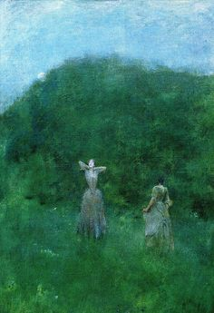 Thomas Wilmer Dewing | Flickr - Photo Sharing!