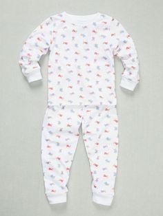 Printed Pajama Set by Bella Bliss at Gilt