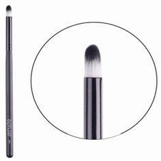 So Shady Smokey Eye Brush  Don't put that smolder out; the So Shady smokey eye brush is all about the drama. Dense packed rounded bristles help create that intense eye, you've been eyeing. Not going to the dark side? No worries, So Shady loves neutral colors too! Now that is pretty shady.