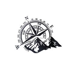 Online Shop Off-road Compass Car Sticker Rose Navigate Vinyl Sticker Decal Car Truck Auto Laptop Car Door and Hood Band Tattoos For Men, Arm Tattoos For Guys, Time Tattoos, New Tattoos, Royal Enfield Stickers, Ikea Craft Room, Funky Quotes, Jr Art, Simplistic Tattoos