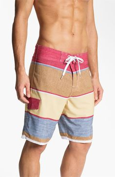 Ezekiel 'Playita' Board Shorts available at #Nordstrom