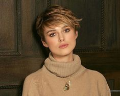 beautiful 25 Encouraging Keira Knightley Short Hair