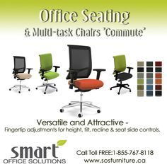 """With our """"Fresh Start"""" you can give your tired panel system a new life with a customized makeover, and a new Smart factory warranty on our workmanship! Office Seating, Office Chairs, Smart Office, Stylish Office, Paint Upholstery, Panel Systems, Tilt, Abundance, Free"""