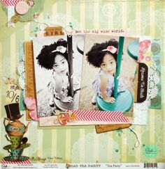 Little Cutie::www.MarionSmithDesigns.blogspot.com