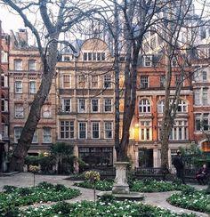 Postman's Park in London