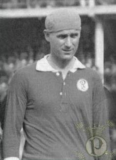#Bianco, autor do primeiro gol do #Palestra Itália, em #1915, jogou pelo #Palestra de 1915 a 1929