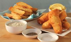 Beer batter fish - Kidspot