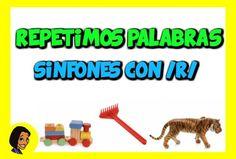REPETIMOS PALABRAS_SINFONES_WEB Therapy, Dyslexia