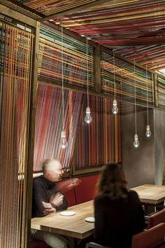 Restaurante em Barcelona do Ferran Adria (tem perspectiva no link)