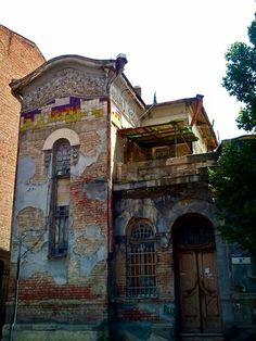 Karagereteli street , unknown architect (1903) Kartvelishvili house