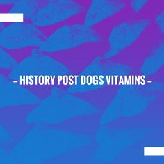 Just posted! History post Dogs Vitamins https://www.collectibulldogs.com/history-of-dogs-vitamins/?utm_campaign=crowdfire&utm_content=crowdfire&utm_medium=social&utm_source=pinterest