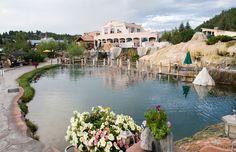 CO Hot Springs Guide - The Springs Resort and Spa hot springs in Pagosa Springs, Colorado