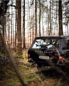 Range Rover Classic, Range Rover Black, Best 4x4, Plein Air, My Ride, Campsite, Black Panther, Super Cars, Land Rovers
