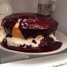 Boston cream pie cake doesn't even come close. #pinterestfail