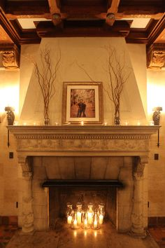 This fireplace is Perfection