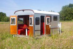 Mercedes-Benz Sprinter mit Tonke Absetz-Kabine in Höxter Camping Hacks, Truck Camping, Camping Survival, Outdoor Survival, Survival Skills, Survival Hacks, Camping Ideas, Vw T3 Camper, Camper Van