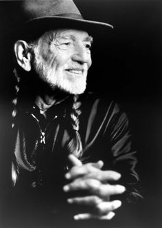 Willie Nelson, been my fave since I was a wee one!