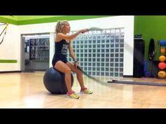 10 Min Battle Ropes Workout