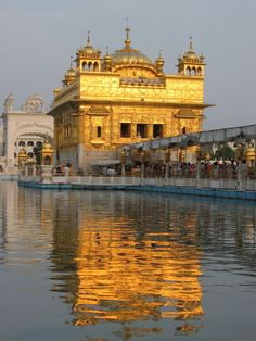 Golden Temple ~ Amritsar, Punjab, India