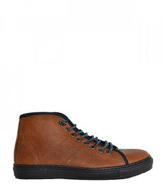 Ανδρικά δερμάτινα μποτάκια Nice Step ταμπά με κορδόνια 741 #ανδρικάμποτάκια #μοδάτα #ρούχα #παπούτσια #στυλ #φθηνά #μοντέρνα Hiking Boots, Shoes, Fashion, Moda, Zapatos, Shoes Outlet, Fashion Styles, Shoe, Footwear