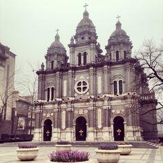 #church #cathedral #wangfujing
