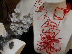 Magma Lab, Plastic Necklaces
