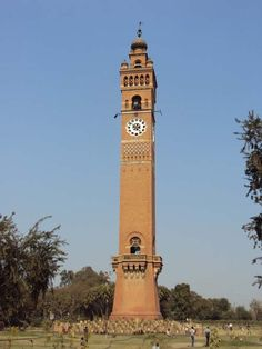 Clock Tower in Lucknow