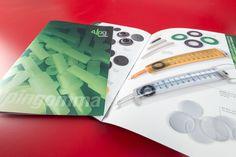 Catalogo componenti per uso medicale