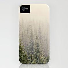 Mountain Haze iPhone Case by Kurt Rahn - $35.00