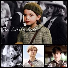 Lucy The Little Girl..... and the Family who meant everything to her!
