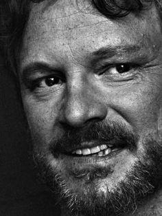 Colin Firth by Raphael Mazzucco