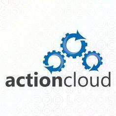 Action Cloud Gears logo