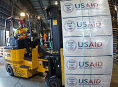 Crowley Logistics in Miami, Florida is one of three U. Agency for International Development (USAID) shipping and logistics facilities in t. International Development, Crowley, Miami Florida, Human Rights